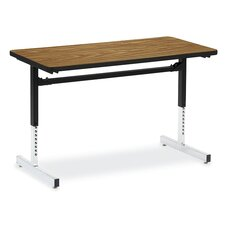 "8700 Series 48"" W x 24"" D Training Table"