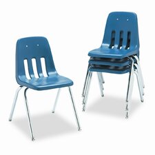 9000 Series Plastic Classroom Chair (Set of 4)