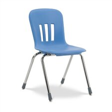 "Metaphor Series 16"" Plastic Classroom Chair (Set of 4)"
