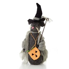 Halloween Standing Dressed Rat Figurine