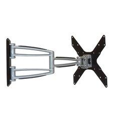 Telehook Full Motion Articulating Arm / Tilt / Swivel Wall Mount for LED / Plasma / LCD