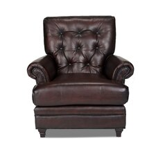 Pablo Leather Arm Chair