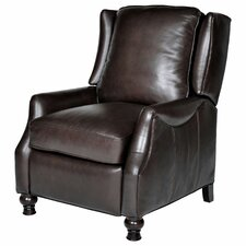 Charles Leather Wing Recliner