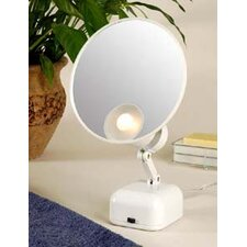15x Supervision Magnifying Light Mirror