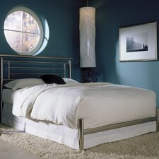 Chatham Metal Panel Bed