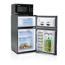 Snackmate 3.1 cu. ft. Combination Mini Refrigerator and Microwave