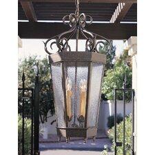 Regency 4 Light Outdoor Hanging Lantern