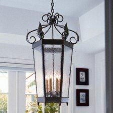 Regency 6 Light Outdoor Hanging Lantern