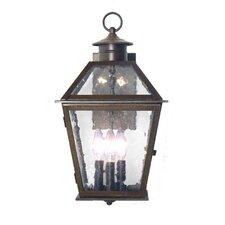 Corrina 3 Light Outdoor Hanging Lantern