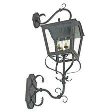 Dominic 4 Light Exterior Lantern