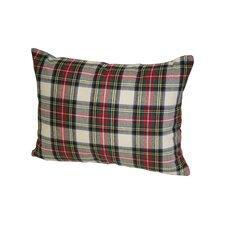 Dress Stewart Plaid Boudoir/Breakfast Pillow