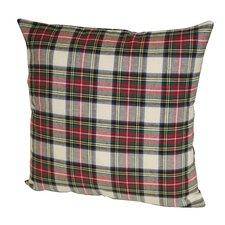 Dress Stewart Plaid Throw Pillow