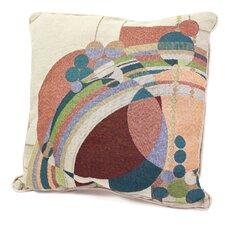 Frank Lloyd Wright ® March Balloons Stuffed Throw Pillow