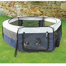 Soft Sided Mobile Play Pet Pen