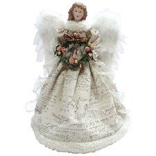 Scroll Angel Tree Topper