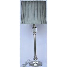 """Frampton 32"""" H Table Lamp with Oval Shade"""