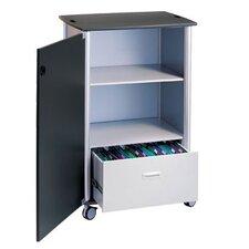 Wheelies® 1 Door Storage Cabinet
