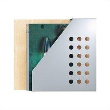 One Pocket Open Side Magazine Rack/Chart Holder