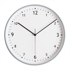 """11.75"""" Wall Clock with Finish Bezel"""