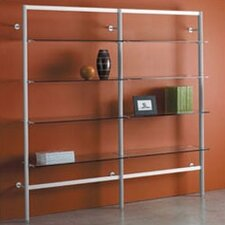 "Envision® Section Storage System 84"" Accent Shelves"