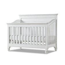 Black & White 3-in-1 Convertible Crib