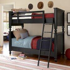 All American Twin Bunk Customizable Bedroom Set