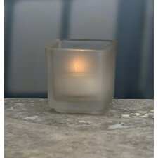 Square Tea Light Candle Holder (Set of 4)
