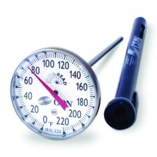 ProAccurate Insta-Read Large Dial Cooking Thermometer