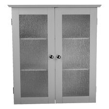 "Connor 22.25"" W x 25"" Wall Mounted Cabinet"