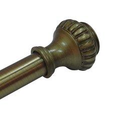 Pumpkin Shower Rod