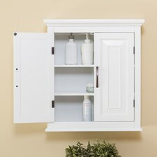 "St. James 22.5"" x 25"" Wall Mounted Cabinet"