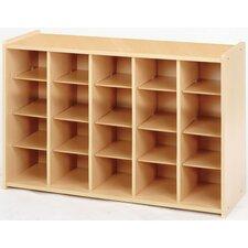 2000 Series Divided Storage