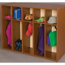 Vos System 1 Tier 5 Wide Toddler Locker