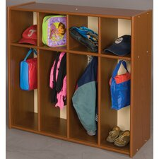 Vos System 1 Tier  2 Tier 4 Wide Toddler Locker