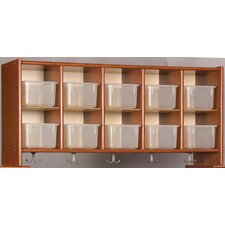 Eco Laminate 10 Compartment Cubby