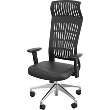 Fly High Back Conference Chair with Arms