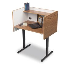 Laminate Study Carrel Desk