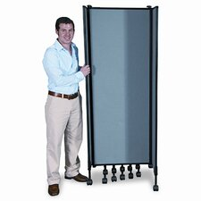 GreatDivide Fabric Starter Set, 97w x 30d x 96h, GY