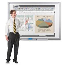 USB Adapter Only Wall Mounted Interactive Whiteboard, 1' x 1'
