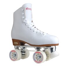 Ladies Leather Lined Rink Women's Roller Skates