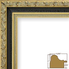 """1.28"""" Wide Ornate Picture Frame"""