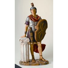 Scale Roman Soldier Christmas Decoration