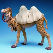"12"" Scale Standing Camel Nativity Figurine"