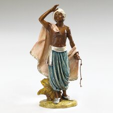 Aman Camel Driver Nativity Figurine