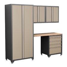 Pro Series 5-Piece Cabinet Set