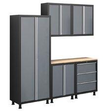Bold Series 6 Piece Cabinet Set