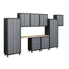 Bold Series 9 Piece Cabinet Set
