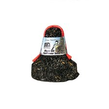 Black Oil Sunflower Seed Bell Bird Food (Set of 3)