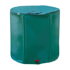 Earth Green Rain Barrel