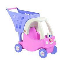 Cozy Coupe Shopping Cart Ride-On I